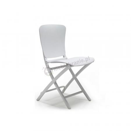 Nardi krzesło do ogrodu Zac Classic Bianco