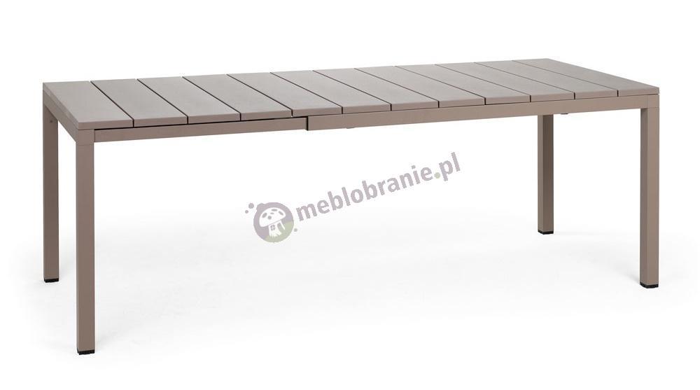 Nardi rozkładany stół na taras Rio 140 Tortora/Tortora