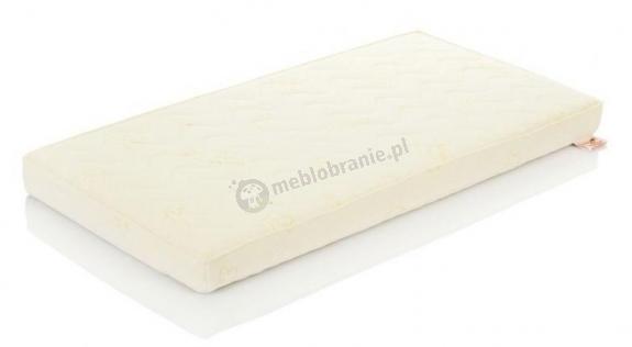 Materac lateksowy Hevea Baby 120x60 cm - Medica