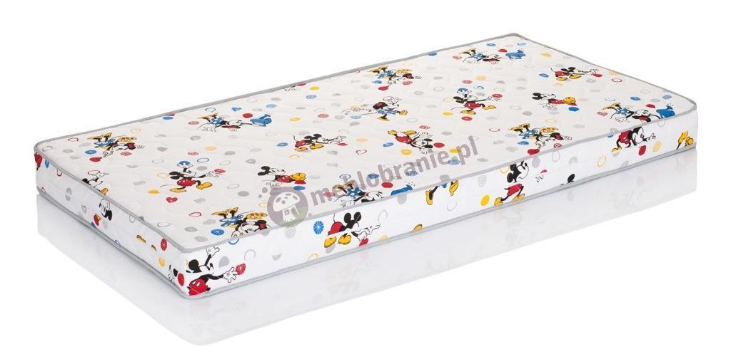Materac wysokoelastyczny Hevea Disney Junior 160 x 70 cm - Mickey&Minnie