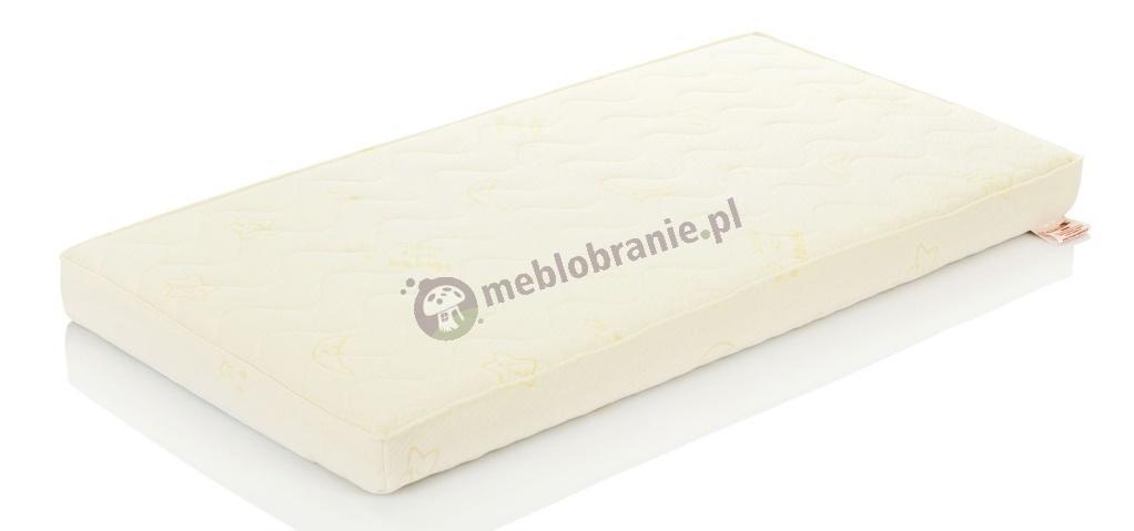 Materac lateksowo-piankowy Hevea Baby Comfort 120x60 cm - Medica