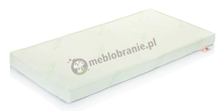 Materac lateksowo-piankowy Hevea Baby Comfort 140x70 cm - Aloe Vera