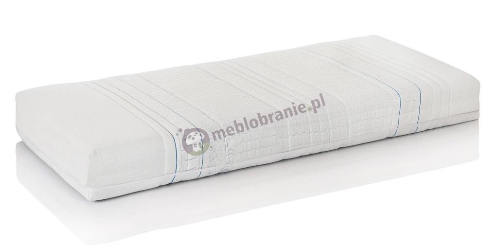 Materac lateksowy Hevea Junior Max 130x80 cm - Aegis