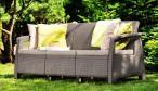 Sofa ogrodowa technorattan Corfu
