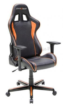 Gamingowe krzesło DXRacer FH08/NO pomarańcz