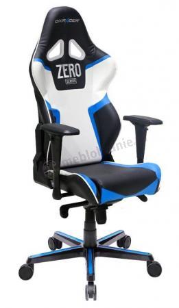 Profesjonalny fotel dla gracza RV118/NBW/ZERO DXRacer