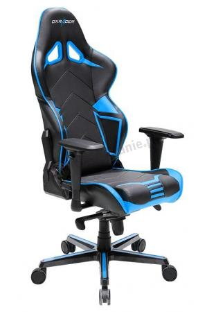 DXRAcer gaming fotel dla gracza RV131/NB niebieski