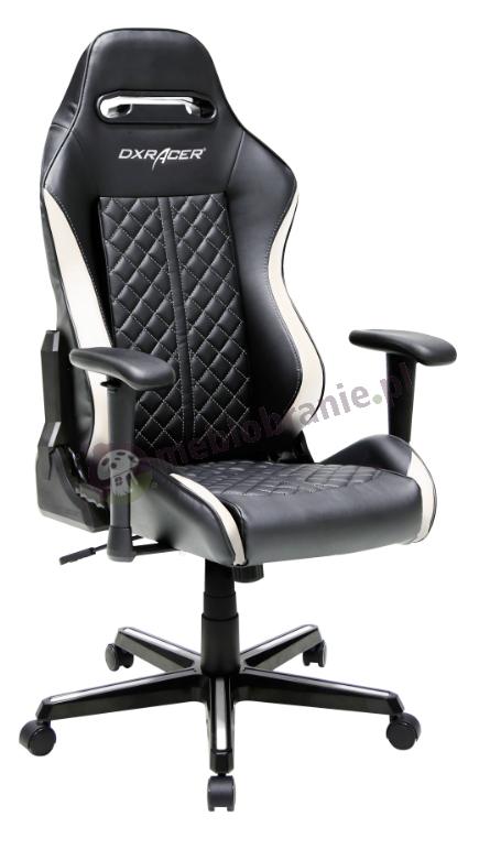 Komfortowy fotel dla gracza DH73/NW DXRacer