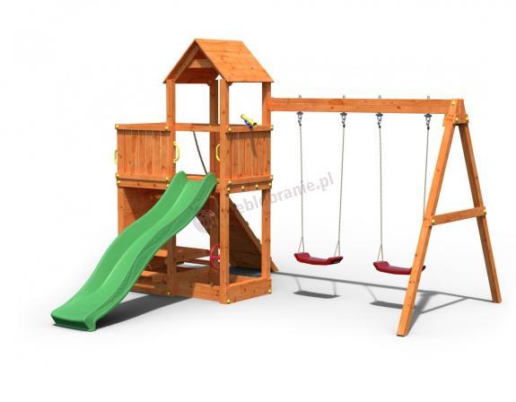 Plac zabaw z huśtawką dla dzieci Fungoo Floppi