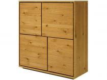 Interstil Dallas drewniana szafka do salonu