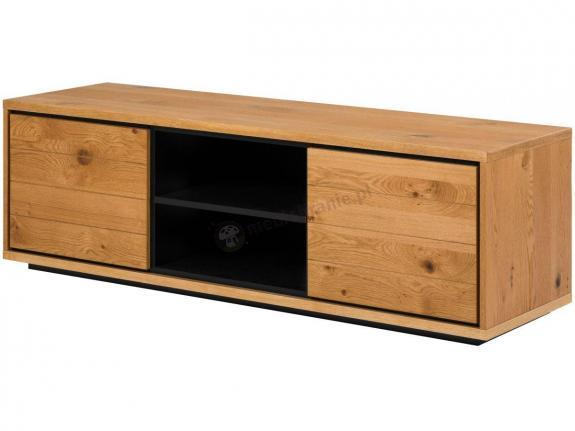 Interstil Dallas drewniana szafka RTV