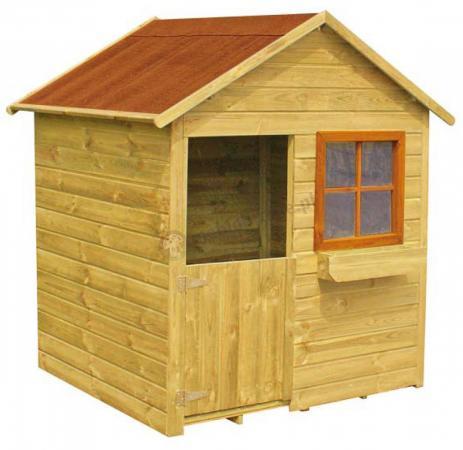 Mały domek ogrodowy dla dzieci Mateusz