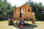 Domek plac zabaw dla dzieci Jerzyk