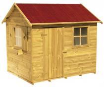 Domek drewniany do ogrodu Witek