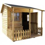 Drewniany domek dla dzieci Malwinka
