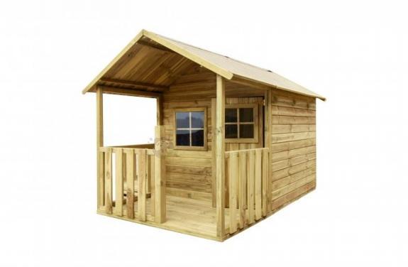 Domek ogrodowy dla dzieci Blanka