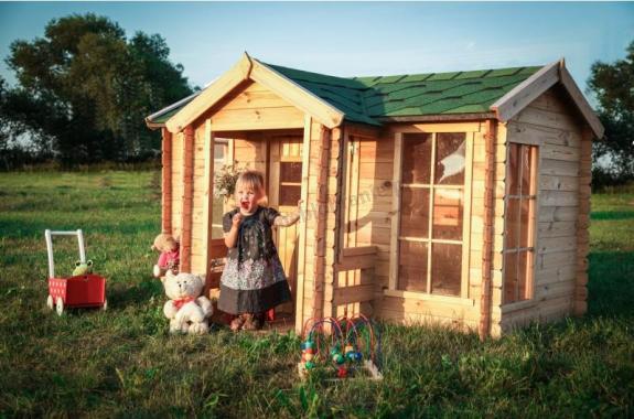 Domek ogrodowy Justyna