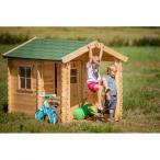 Domek drewniany dla dzieci Kasia