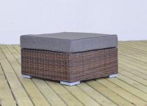 Poduszka siedziskowa 70x70 Grey LIGURITO / NILAMITO