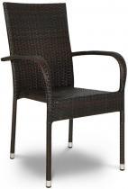 OUTLET - Fiesta Brown krzesło ogrodowe