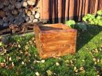 masywna Donica ogrodowa 34 cm ceny