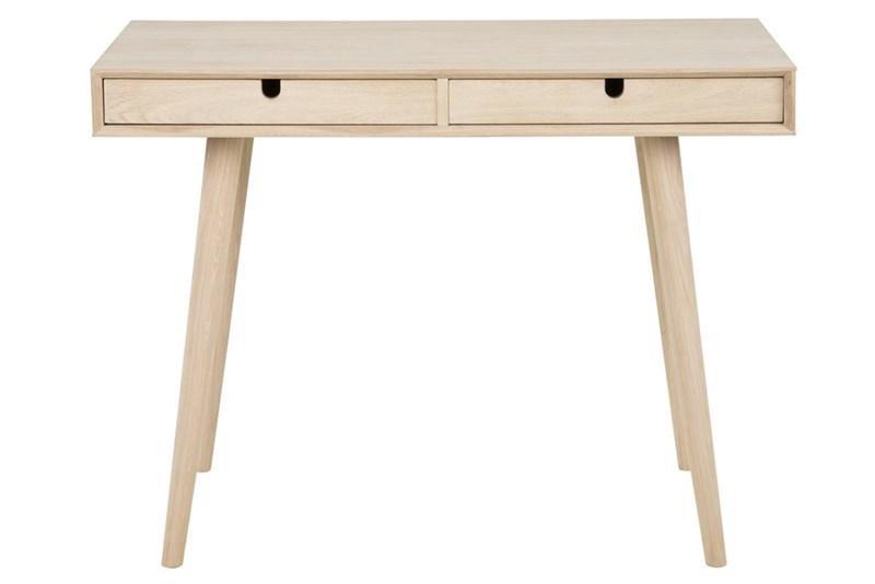 Actona Century drewniane skandynawskie biurko
