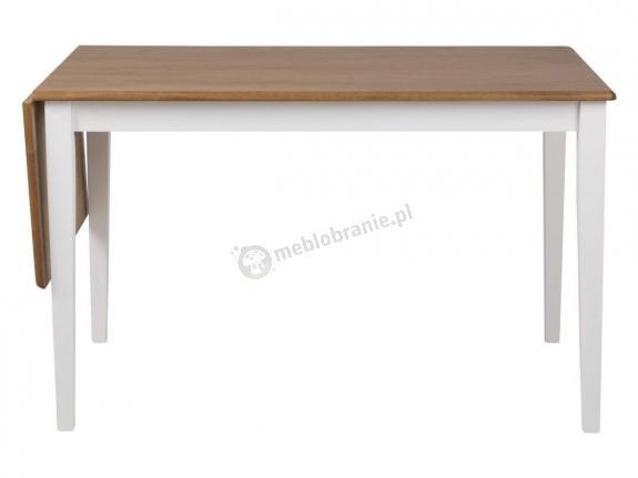 Actona Brisbane rozkładany stół do kuchni biały