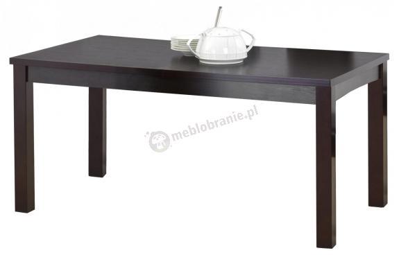 Rozkładany stół w kolorze wenge Ernest 2 160-200cm