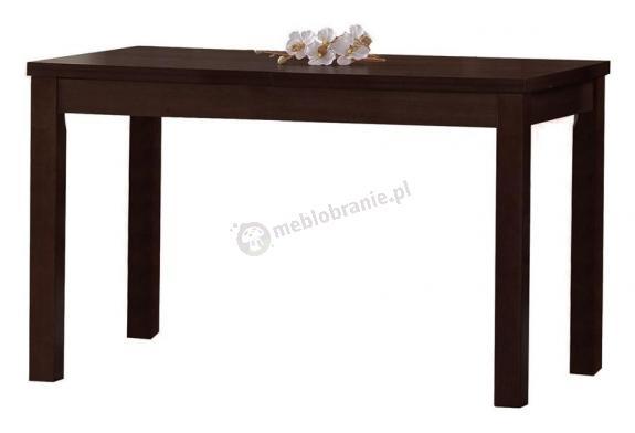 Stół rozkładany do jadalni Ernest 120-160cm orzech