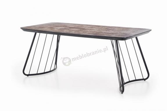 Stół Boston Halmar na metalowych nogach