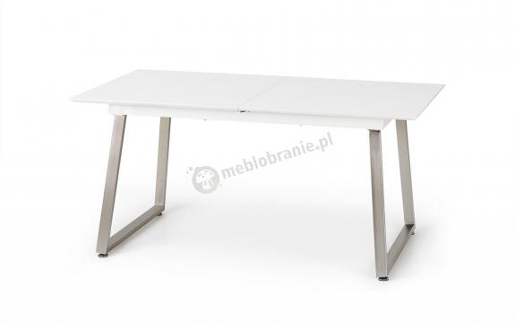 Biały rozkładany stół 160-200cm Thomas Halmar