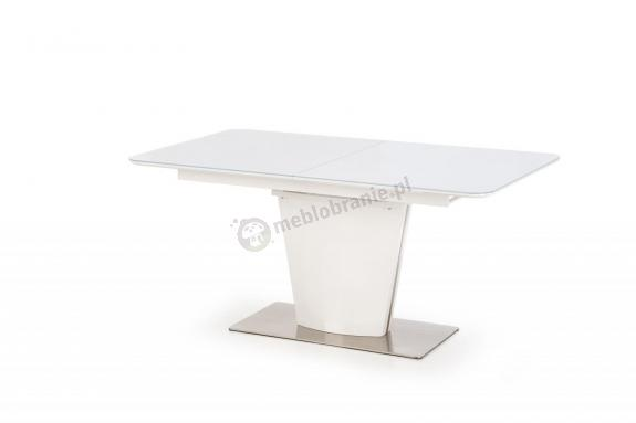 Biały lakierowany stół 160-200cm Platon Halmar