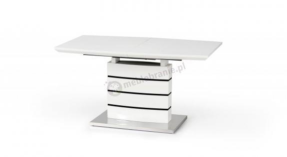 Nowoczesny rozkładany stół do salonu 140-180cm Nord Halmar