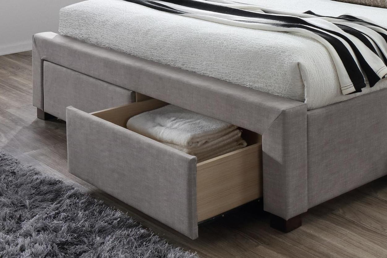 Szuflady łóżka Evora