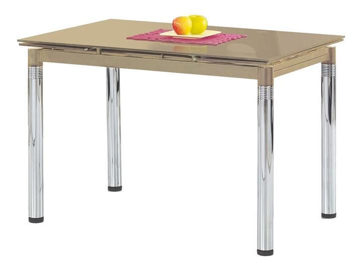 Stół Z Rozkładanym Blatem 110 170cm L31 Halmar Beżowy