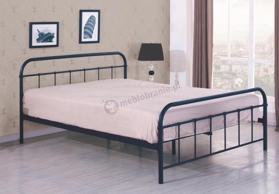 łóżko Do Sypialni Metalowe 120cm Linda Halmar