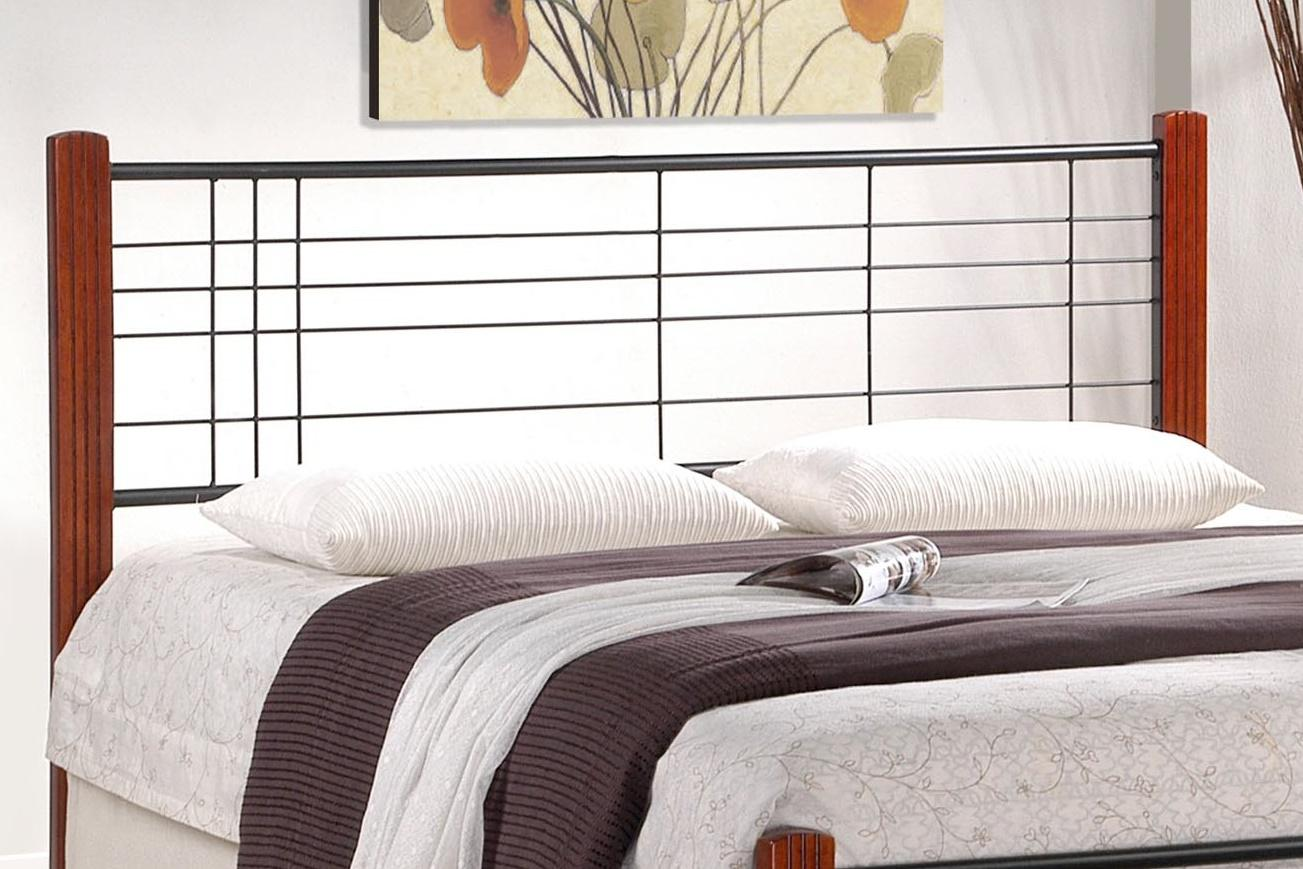 Ozdobne łóżko Viera - szczegóły