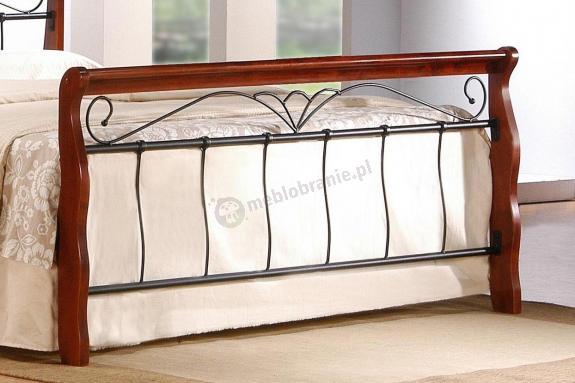 Stylowe łóżko Do Sypialni Z Zagłówkiem Veronica 160cm