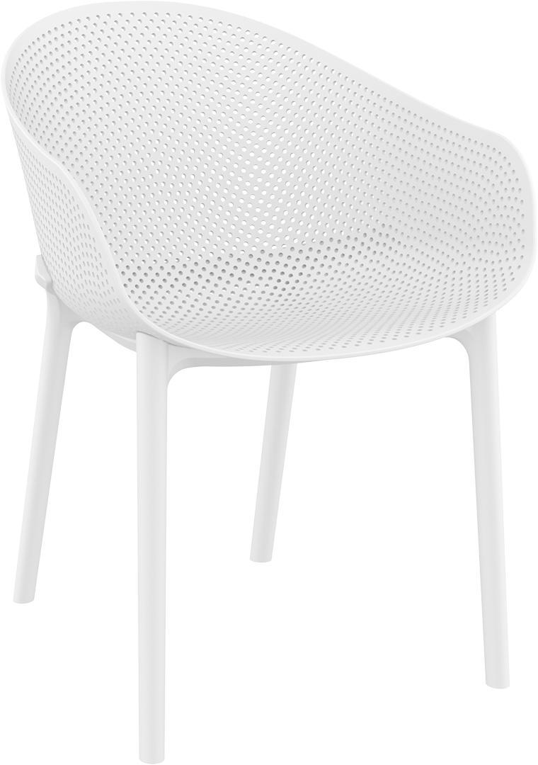 Siesta Sky White Krzesło