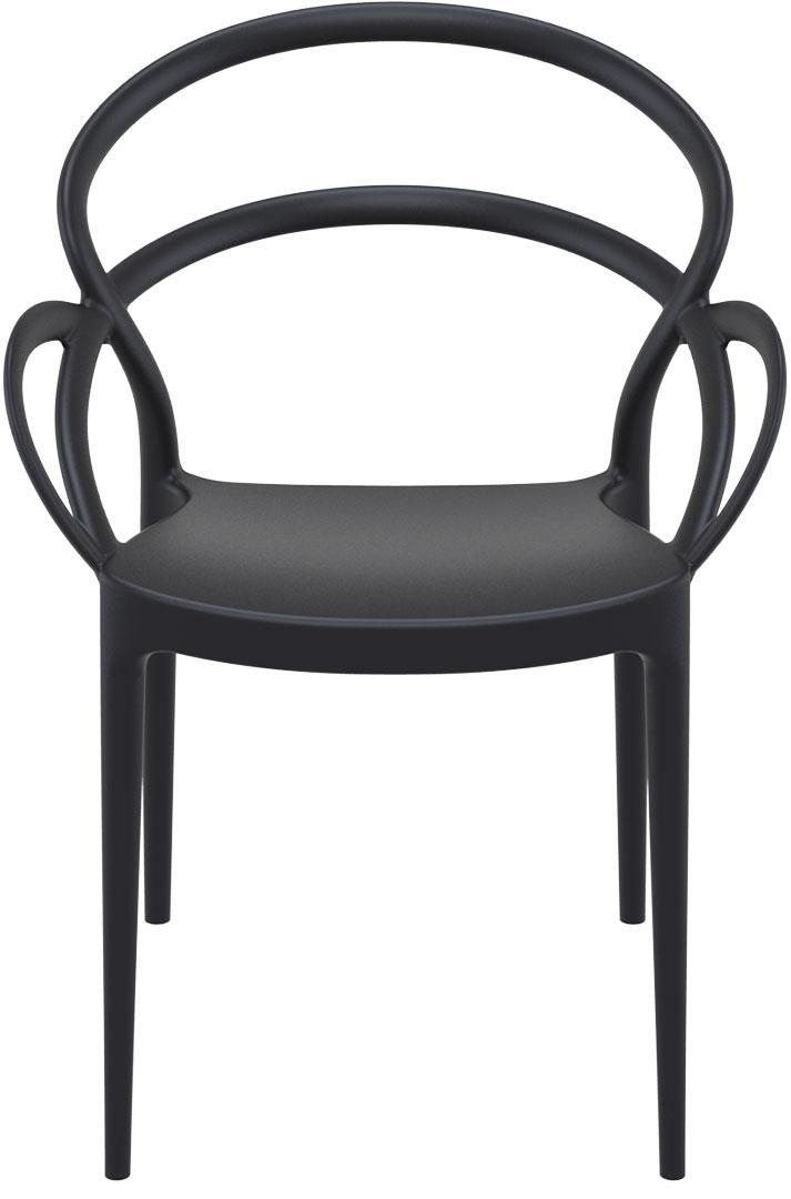Krzesło Mila Black
