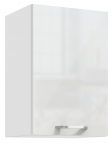Narożny zestaw mebli kuchennych ROCK 200x220cm / 12 elementów - wysoki połysk