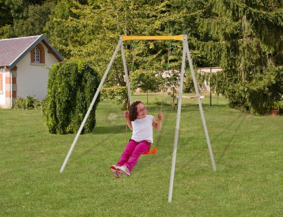 Huśtawka Dla Dzieci Do Ogrodu Allegro Trigano Meblobraniepl
