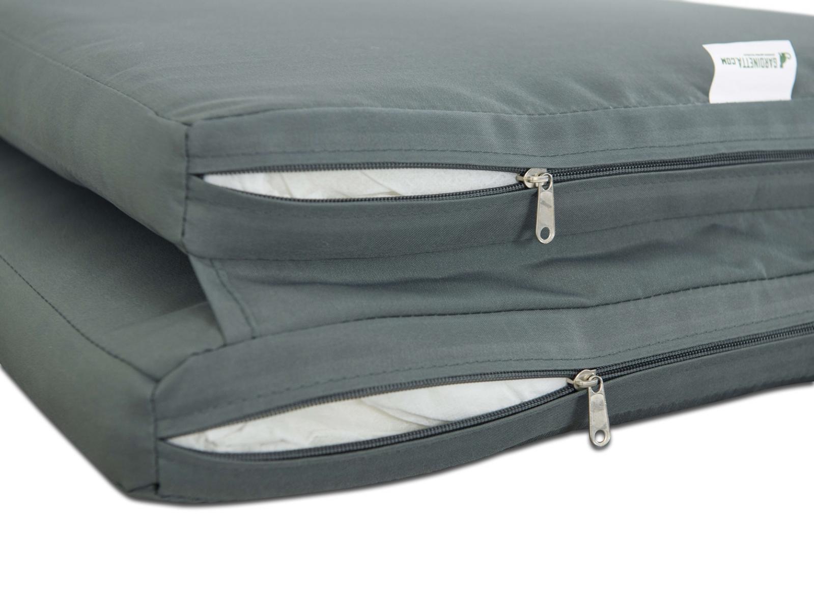 Poduszka nilamito Dark Grey