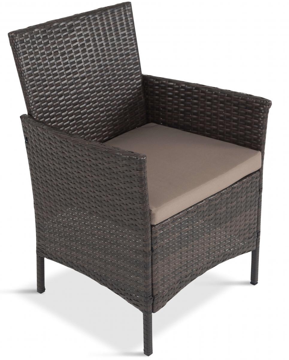 fotel ogrodowy - flavio brown