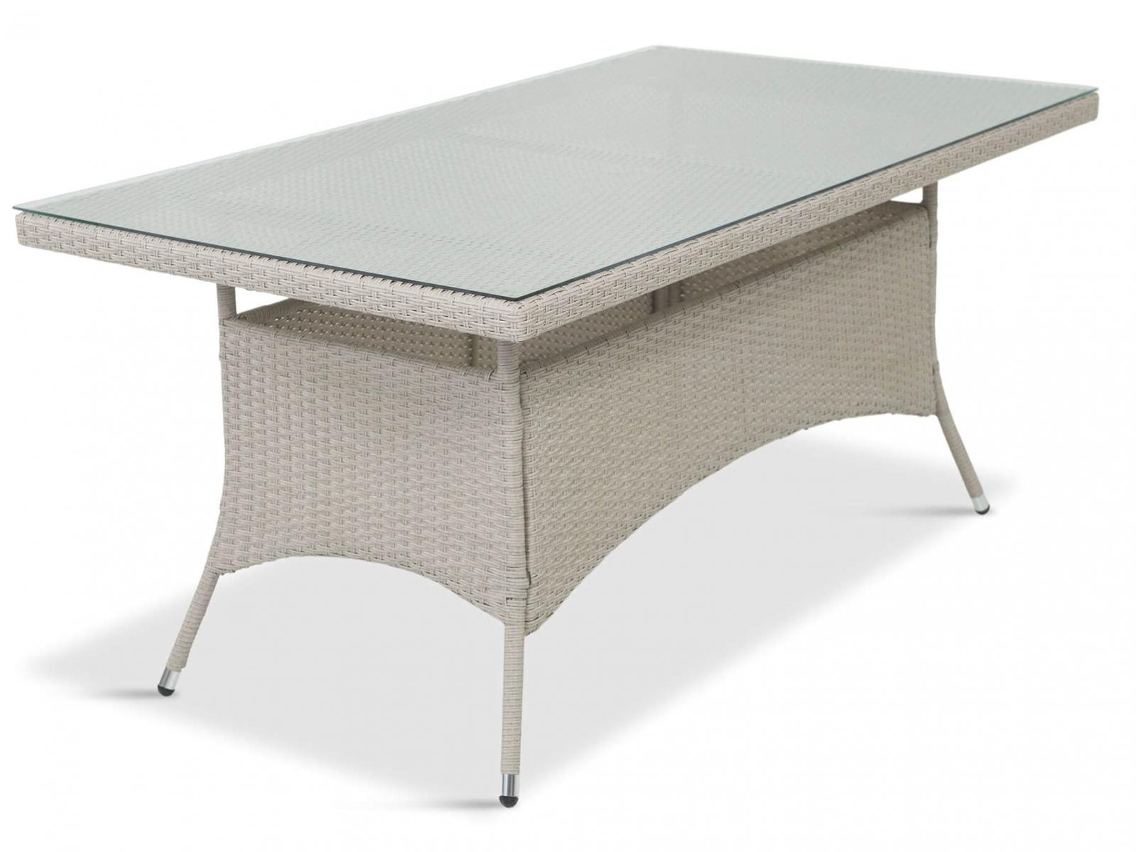 Lautaro Double grey - stół