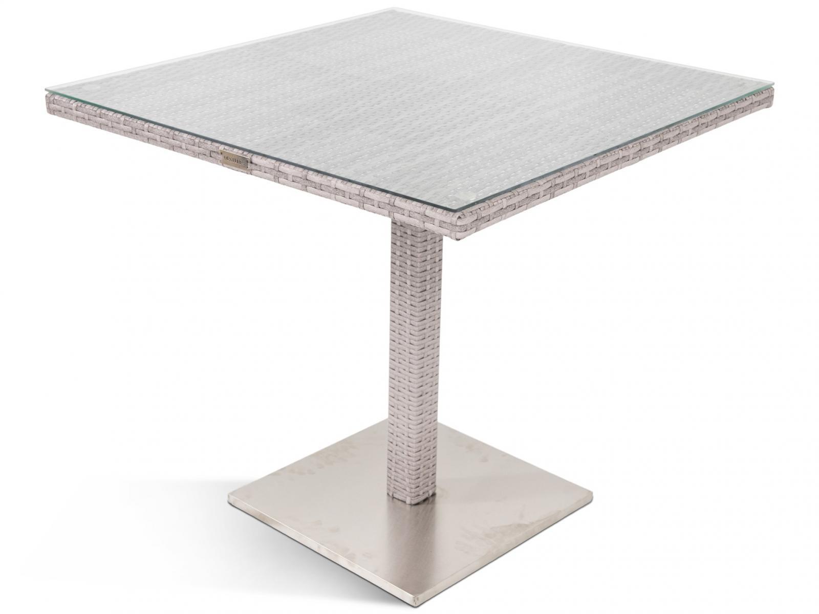 Primo/Flavio stół - plecionka