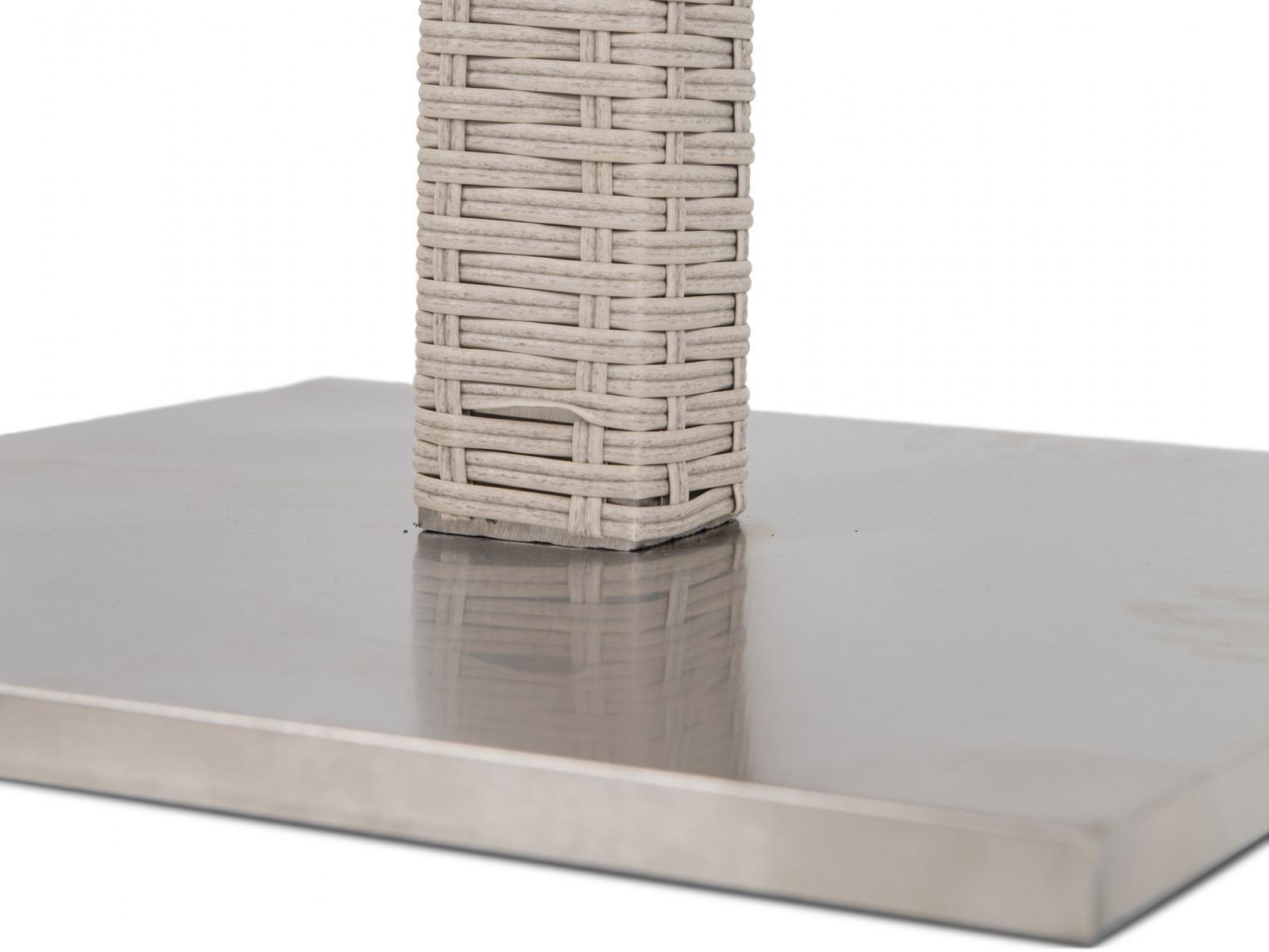 Primo/Lautaro Double grey zestaw obiadowy - podstawa