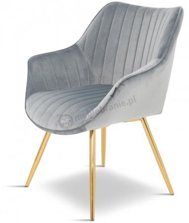 krzesła do biurka tapicerowane