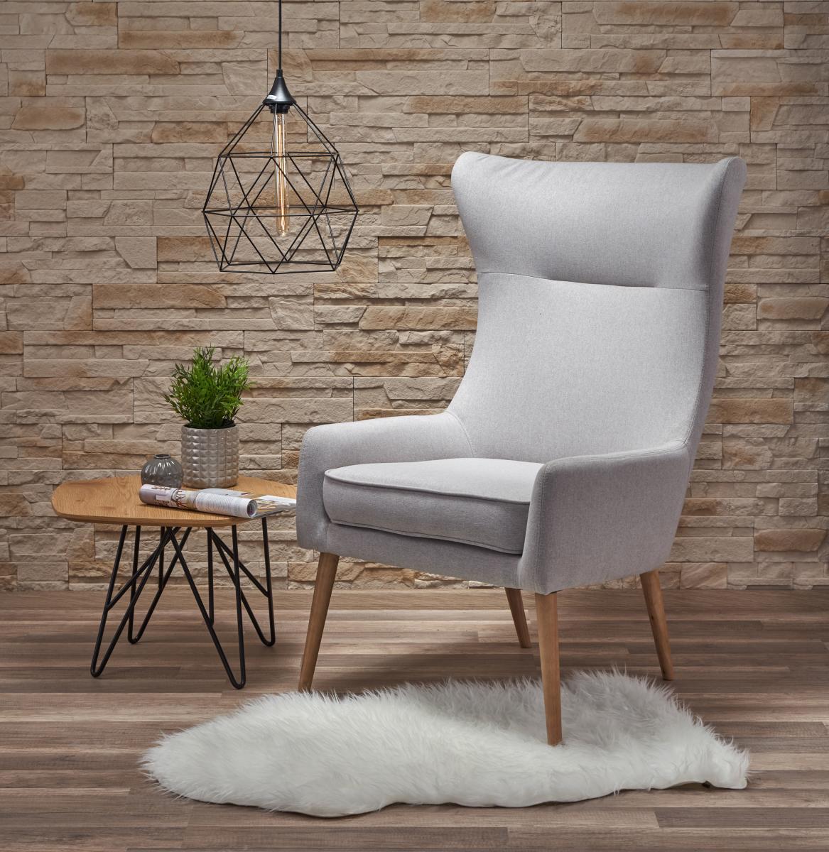 FAVARO 2 fotel uszak - aranżacja