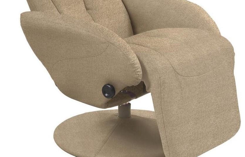 Optima 2 rozkładany fotel z mechanizmem - zbliżenie